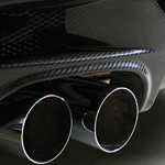 Performance car exhaust
