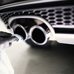 Cleaning performance exhausts